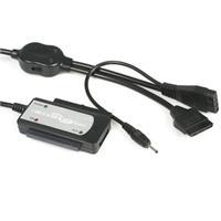 StarTech USB 2.0 to SATA IDE Adapter - storage controller - ATA / eSATA - USB 2.0