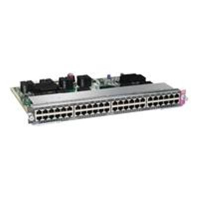 Line Card E Series   switch   48 ports   plug in