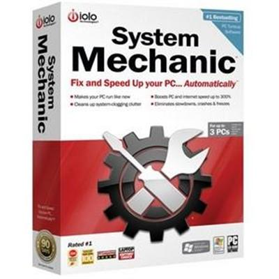 System Mechanic - Up to 3 PC's