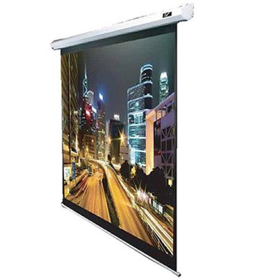 Elite Screens ELECTRIC120V 120 Spectrum MaxWhite Projector Screen - White