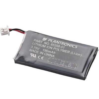 Plantronics 64399-03 Headset Replacement Battery for SupraPlus Wireless CS351  CS351N  CS361  CS361N