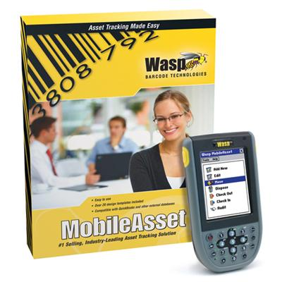 MobileAsset Standard with WPA1200wm Mobile Computer
