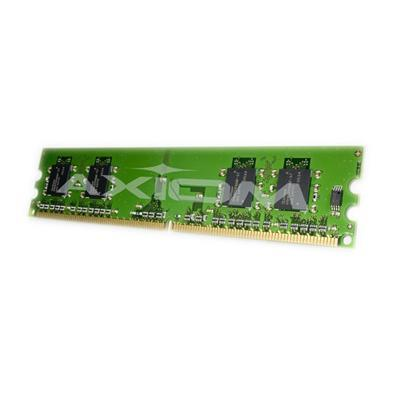 Axiom Memory A0379316-AX 1GB (1X1GB) PC2-4200 533MHz DDR2 SDRAM DIMM 240-pin Unbuffered Memory Module