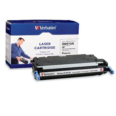 HP Q6473A Remanufactured Toner Cartridge Magenta (Color LaserJet 3600 Series)