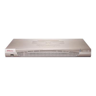 Raritan Computer DKSX2-144 Dominion KSX II 144 - Terminal server Mdm - 1U - rack-mountable