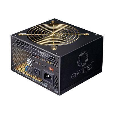 Coolmax Technology 14622 M-500B - Power supply (internal) - EPS12V - 500 Watt - black (7401437) photo