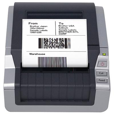 Brother QL-1060N QL-1060N Wide Format Professional Label Printer with Built-in Networking