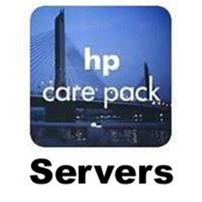 HP PSG/ESS Services 127265-002 CarePaq - Extended service agreement - parts and labor - 4 years - on-site - for DLT Tape Library 1530  20/40 DLT