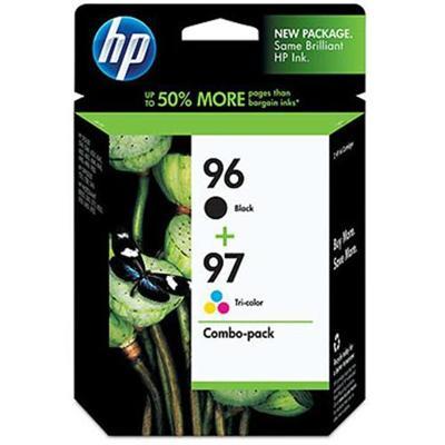 HP Inc. C9353FN#140 96/97 Combo Pack - 2-pack - black  color (cyan  magenta  yellow) - original - ink cartridge - for Deskjet 69XX  Officejet 72XX  Photosmart 2