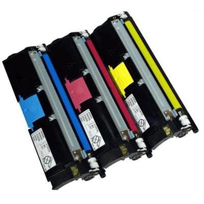 High Capacity Yellow  Cyan  Magenta Toner Value Kit (120V) - 12 000 pages
