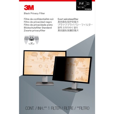 Image of 3M Corp PF21.6W Privacy Filter for 21.6 Widescreen Monitor