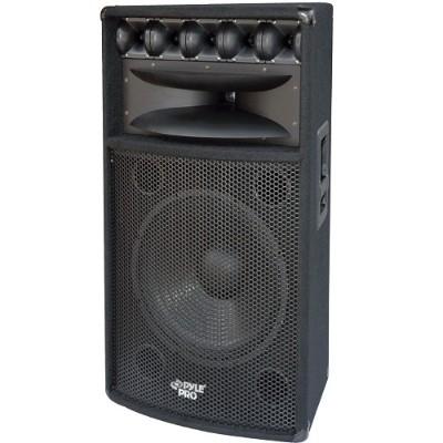 Pyle PADH1569 1000 Heavy Duty 2 Way Pa Loud-speaker Cabinet
