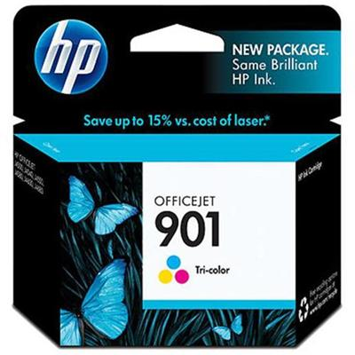 HP Inc. CC656AN#140 901 - Color (cyan  magenta  yellow) - original - ink cartridge - for Officejet 4500  4500 G510  J4540  J4550  J4580  J4680