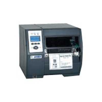 Datamax C82-00-48000004 H-Class H-6210 - Label printer - DT/TT - Roll (6.7 in) - 200 dpi - up to 600 inch/min - parallel  USB  LAN  serial - tear bar