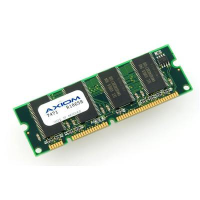 Axiom Memory AXCS-181X-256D 256MB (1X256MB) DRAM DIMM Memory Module