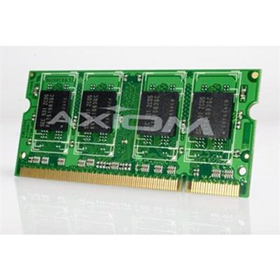 Axiom Memory MB413G/A-AX 4GB (2X2GB) PC2-6400 800MHz DDR2 SDRAM SoDIMM Memory Module