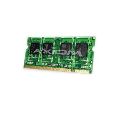 Axiom Memory AX2533S4Q/1G 1GB (1X1GB) PC2-4200 533MHz DDR2 SDRAM SODIMM 200-pin Memory Module