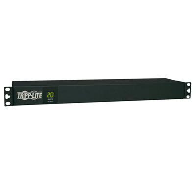 TrippLite PDUMH20 PDU Metered Horizontal 1.92kW 120V 20A (12 5-15/20R) L5-20P 15ft Cord 1URM