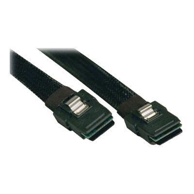 TrippLite S506-003 3ft Internal SAS Cable Mini-SAS SFF-8087 to mini-SAS SFF-8087 3' - SAS internal cable - with Sidebands - 4-Lane - 36 pin 4i Mini MultiLane (M