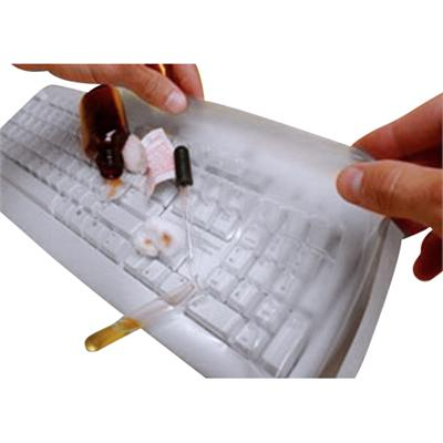 Viziflex 638E104 Keyboard Seels Anti Microbial Keyboard Covers