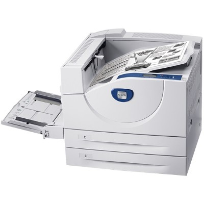 Xerox 5550/N Phaser 5550N - Printer - monochrome - laser - A3/Ledger - 1200 dpi - up to 50 ppm - capacity: 1100 sheets - parallel  USB  Gigabit LAN