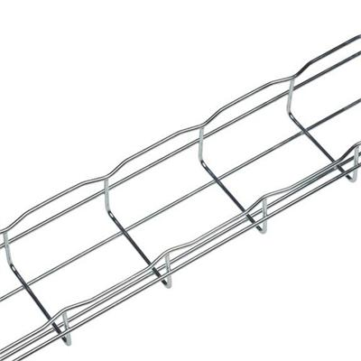 Black Box RM781 BasketPAC - Cable tray sections - 10 ft (pack of 4 ) - for Premier Aluminum Distribution Rack  Cable Manager