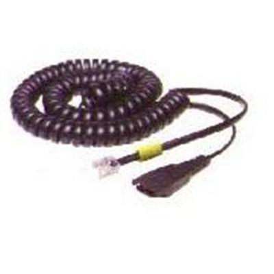 Jabra 8800-02 Upgrade Cord - Yellow Band