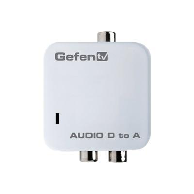 Gefen GTV-DIGAUD-2-AAUD TV DIGITAL AUDIO TO ANLOG ADAPTER
