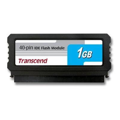 Transcend TS1GDOM40V-S 1GB 40P IDE FLASH MODULE (VER