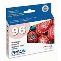 Epson 96 - vivid light magenta - original - ink cartridge