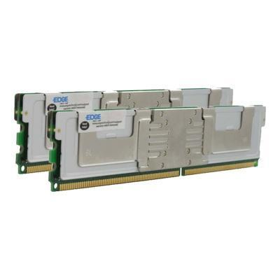 Edge Memory PE21735802 16GB (2X8GB) PC25300 ECC 240 PIN FULLY BUFFERED KIT DDR2 X4