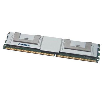 Axiom Memory AX2800F5R/2G 2GB FB-DIMM 240-pin - DDR2 - 800 MHz / PC2-6400 - CL5 - 1.8 V - Fully Buffered - ECC