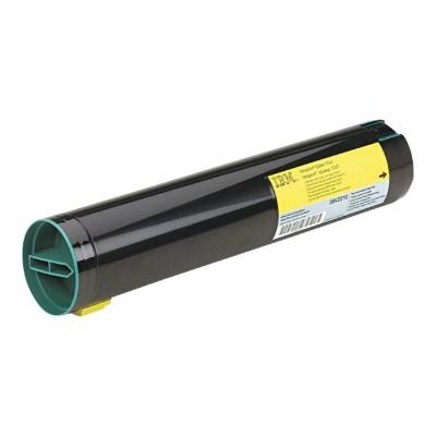 IBM Printer 39V2210 Yellow - toner cartridge - for Color 1767  1767dn  1767hd