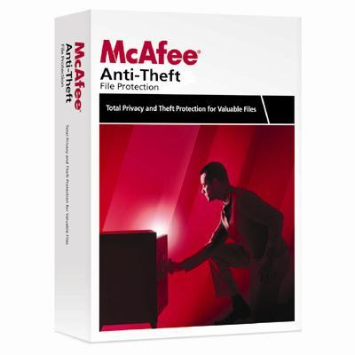 Anti-Theft provides the easiest way to protect your important files such as financial documents  tax records and photos at home or work from thieves and hackers