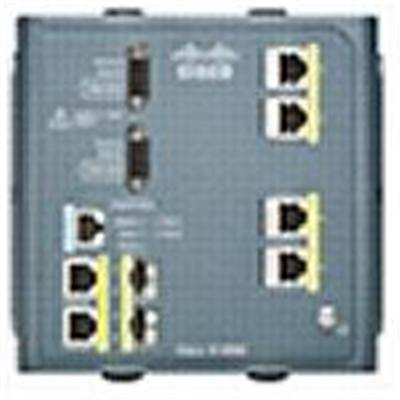 Cisco IE-3000-4TC 8-Ports 10/100 Tx Expansion Module For Cisco Ie-3000-4tc and Cisco Ie-3000-8tc Switches