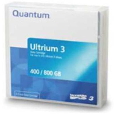 400/800GB LTO Ultrium 3 tape media data cartridge