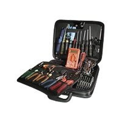 Cables To Go 27370 Field Service Engineer Tool Kit - Tool kit