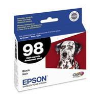 Epson Claria High-Capacity Black Ink Cartridge for Artisan 700, Artisan 800
