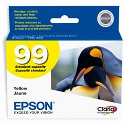 Epson T099420 99 - Yellow - original - ink cartridge - for Artisan 700  710  730  800  810  837