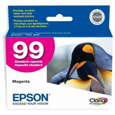 Epson T099320 99 - Magenta - original - ink cartridge - for Artisan 700  710  730  800  810  837