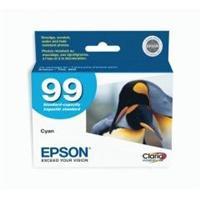 Epson Claria Standard-Capacity Cyan Ink Cartridge