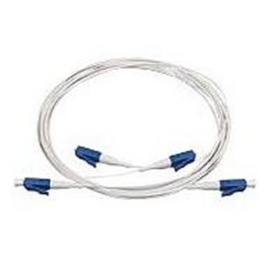 Belkin F2F202LL-250 Patch cable - LC/PC multi-mode (M) to LC/PC multi-mode (M) - 76.2 m - fiber optic - 62.5 / 125 micron