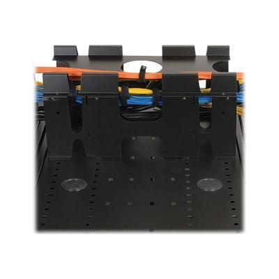 Tripplite Srcabletray Smartrack Roof-mounted Cable Trough - Provides Cable Routing And Power/data Cable Segregation