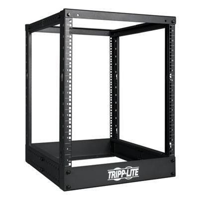 TrippLite SR4POST13 13U 4-Post Open Frame Rack Cabinet Squar