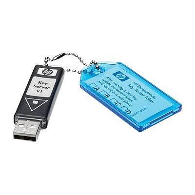 Hewlett Packard Enterprise AM495A Encryption Kit - Storage encryption kit - for StorageWorks MSL2024  MSL4048  MSL8096  StorageWorks 1/8 G2 Tape Autoloader