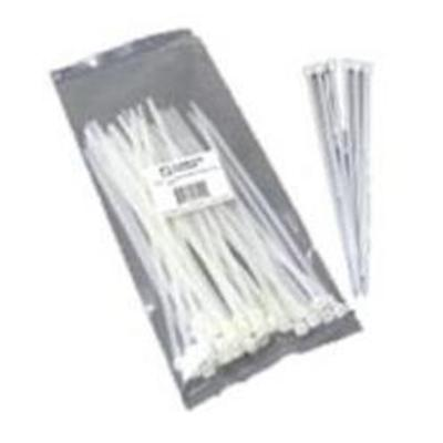 Cables To Go 43034 Cable tie - 7.5 in - natural (pack of 100)