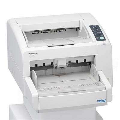 Panasonic KV-S4065CW KV-S4065CW - Document scanner - Duplex - 11.7 in x 17 in - 600 dpi - up to 80 ppm (mono) / up to 80 ppm (color) - ADF ( 300 sheets ) - USB