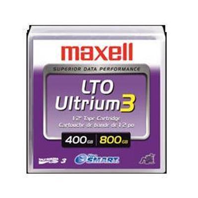 20PK LTO3 400/800GB-LIB PK