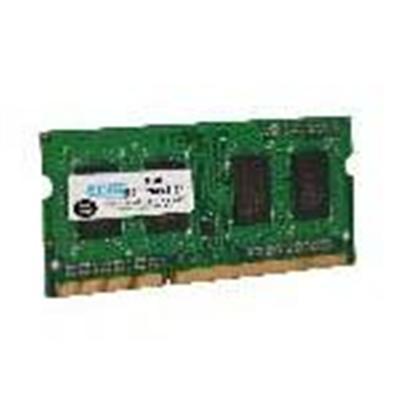 Edge Memory PE219413 2GB (1X2GB) PC3-8500 DDR3 SDRAM SODIMM 204-pin Unbuffered Non-ECC