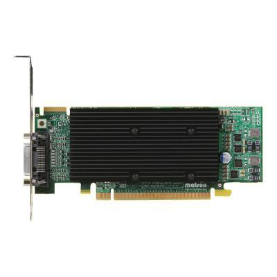 Matrox M9120-e512lpuf M9120 Plus Graphics Card - Pci Express X16 - 512 Mb - Gddr2 - Dvi